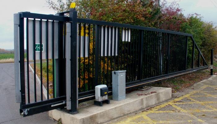 automated gates gate installer training