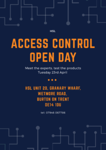 access control open day
